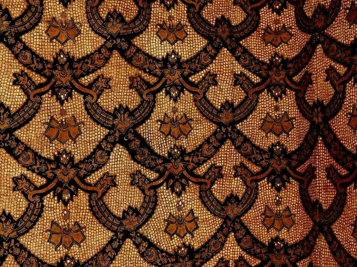 Vintage Batik Gringsing Buntal fron Surakarta