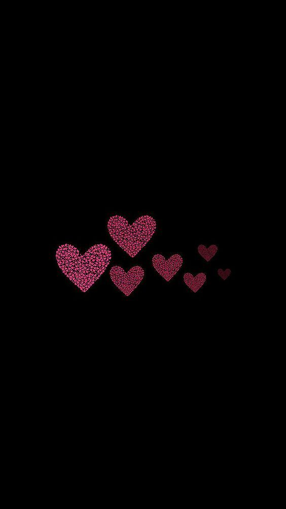 Nice Cute Black Wallpaper Imagens De Cora 231 227 O Para Celular Whatsapp Ou Tablet