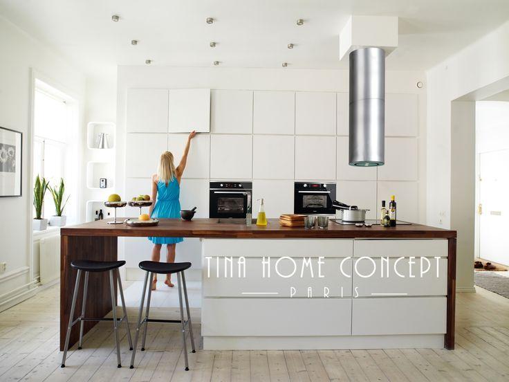 17 meilleures id es propos de hotte plafond sur for Hotte d aspiration cuisine