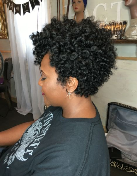 Crochet Hair Las Vegas : ... & Wigs on Pinterest Bobs, Virgin hair extensions and Curly hair