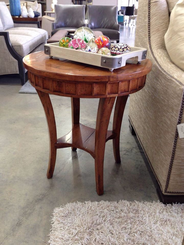 New Bausman Side Table