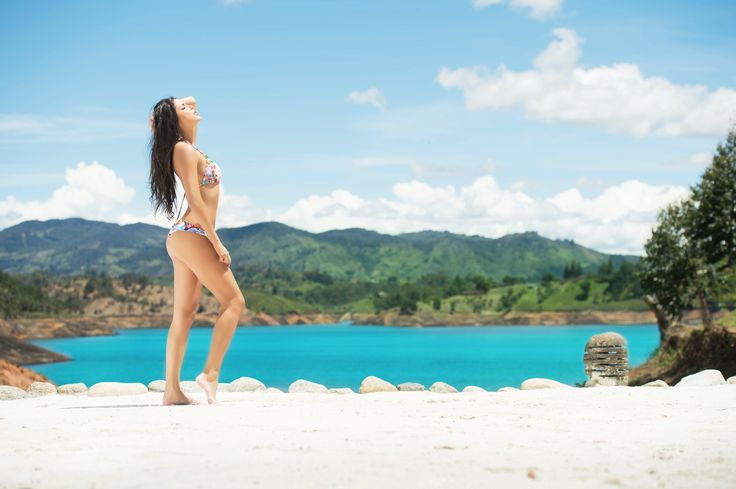 Stunning view, SoulMates collection by almaMia Swimwear