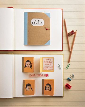 DIY: books within a book