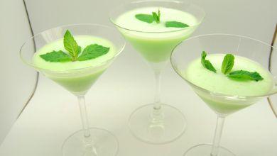 #Nova_Receita Vai ter convidados em casa? Prepare esta bebida de hortelã fresquinha e cremosa. Aproveite o verão! #Bebida_Cremosa_de_Hortelã #receitas #bebidas #hortelã
