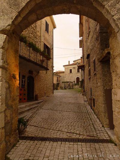 #Alvito in the #Ciociaria, #Lazio very pretty with fantastic views