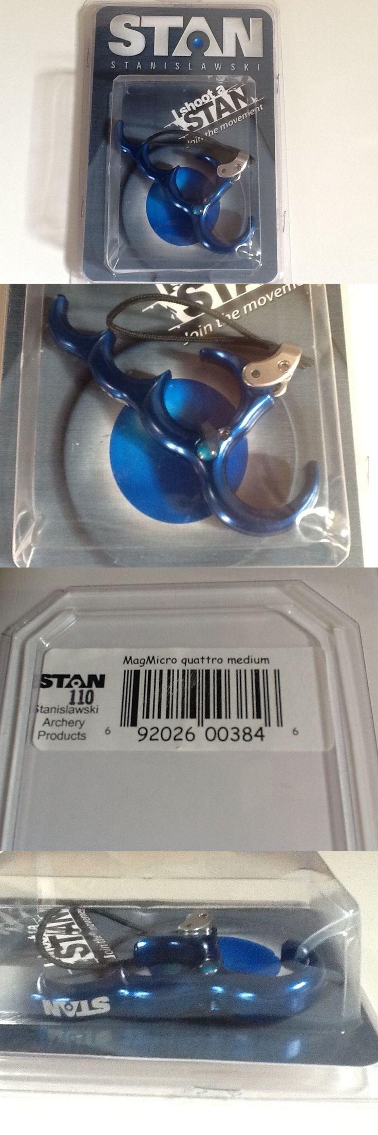 Release Aids 181303: Stanislawski - Stan Mag Micro Quattro - Archery Release - New - Target Archery -> BUY IT NOW ONLY: $99.99 on eBay!