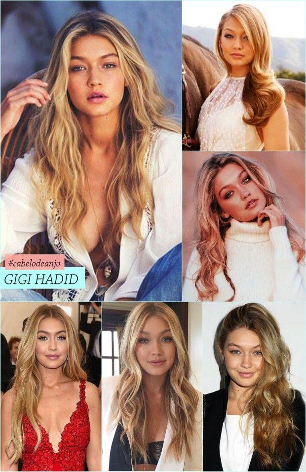 dica capilar da Gigi Hadid - Fashionismo