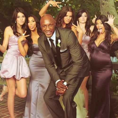 Keeping Up With The Kardashians Khloe And Lamar