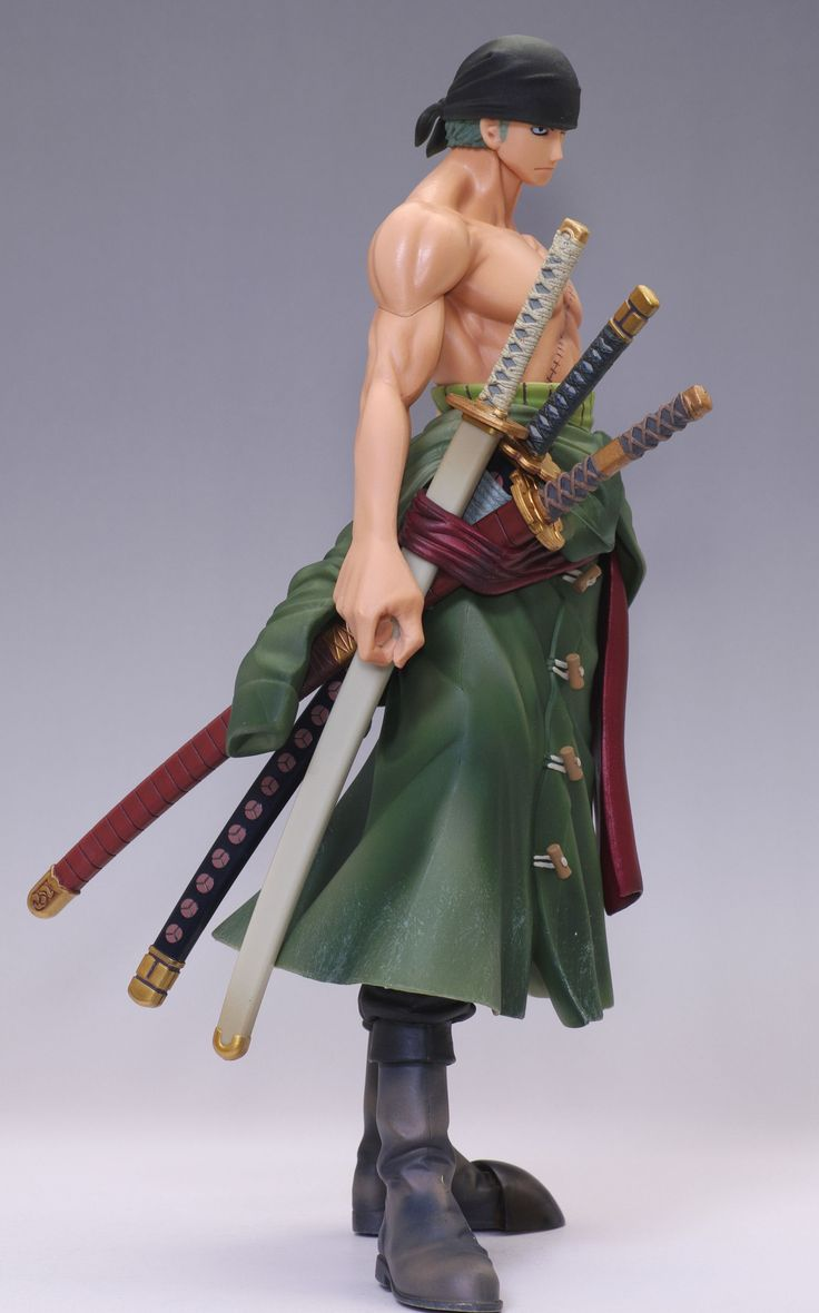 Zoro Bounty After Time Skip Zoro's swords after ti...