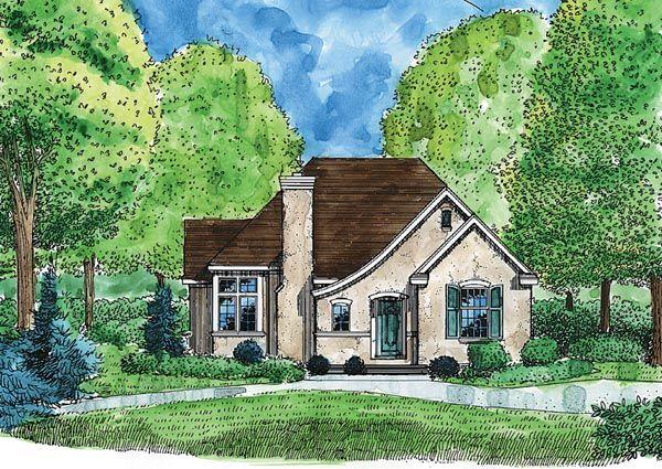 House Plan chp-44144 at COOLhouseplans.com