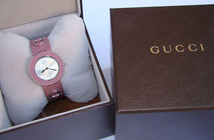 Gucci con relojes de ensueño #complementos