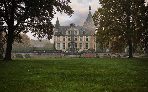 Axel Vervoordt's castle.