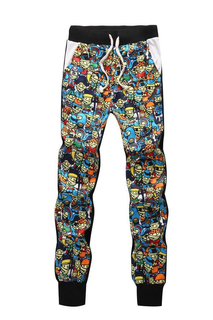 Дешевое Камуфляж брюки 2015 хип хоп мужские бегунов брюки свободного покроя ноги штаны для мужчин Streetmen бегун брюки мужчины бегунов женщин мальчик, Купить Качество Active Pants непосредственно из китайских фирмах-поставщиках: