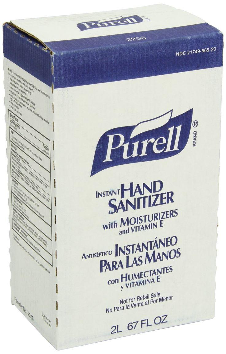 Gel antibacterian pentru maini Purell fara clatire. Dezinfectantul nr. 1 in America!