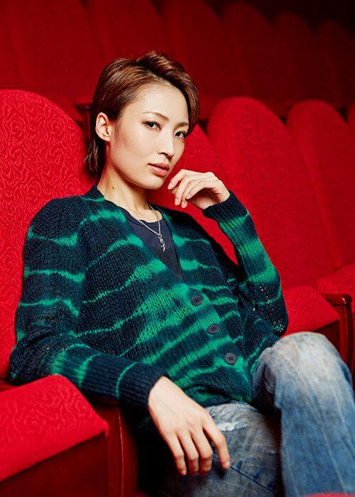 Takarazuka Revue❄Snow Troupe❄Futo Nozomi ♥望海風斗さん♥magazine