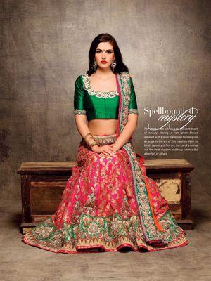 Lengha by Asha & Gautam Gupta