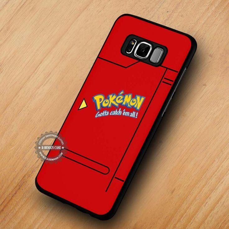 Pokemon Pokedex Anime Pokeball - Samsung Galaxy S8 S7 S6 Note 8 Cases & Covers #cartoon #anime #pokemon #pokedex #phonecase #phonecover #samsungcase #samsunggalaxycase #SamsungNoteCase #SamsungEdgeCase #SamsungS4RegularCase #SamsungS5Case #SamsungS6Case #SamsungS6EdgeCase #SamsungS6EdgePlusCase #SamsungS7Case #SamsungS7EdgeCase #samsunggalaxys8case #samsunggalaxynote8case #samsunggalaxys8plus