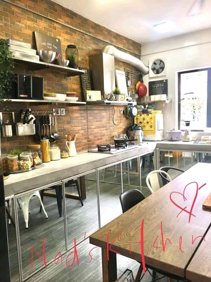 Inspirasi Dari Group Kelab Dekorasi Ikea Kitchen Dapur Dan Dining In 2018 Pinterest And