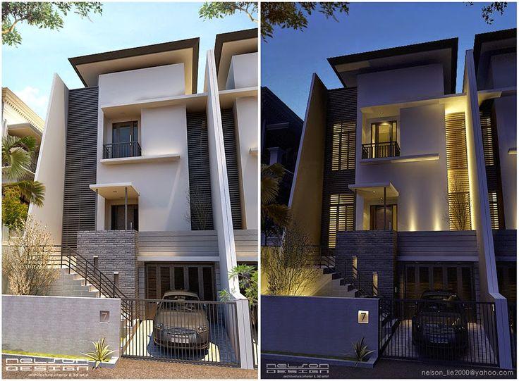 Model Gambar Rumah 2 Lantai Minimalis