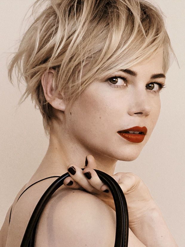 Michelle Williams for Louis Vuitton. http://beautyeditor.ca/2016/06/02/hairstyles-and-colours-for-blondes
