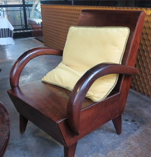 Vintage Sessel Kolonial Cafehaus Massivholz Heritage Sessel Vintage Sessel Vintage Mobel