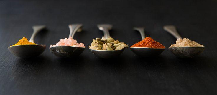 Spices - Stylist: Megan Daniels  Photographer: Melissa Delport