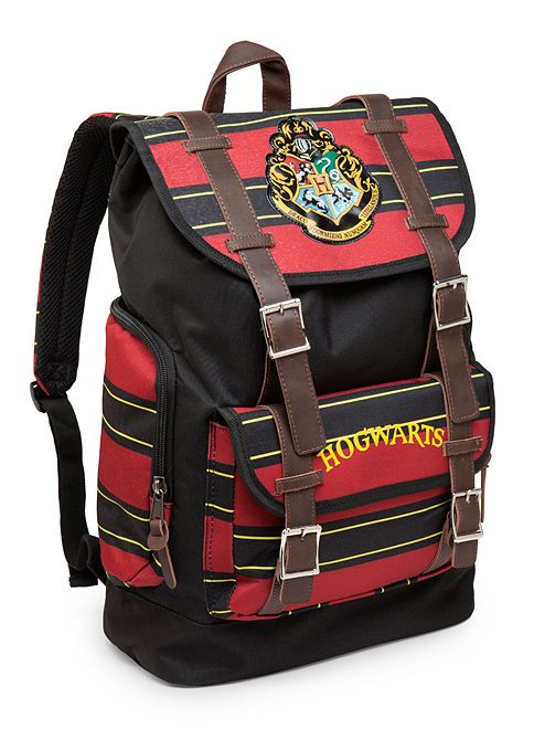 Hogwarts Rucksack of Witchcraft and Wizardry