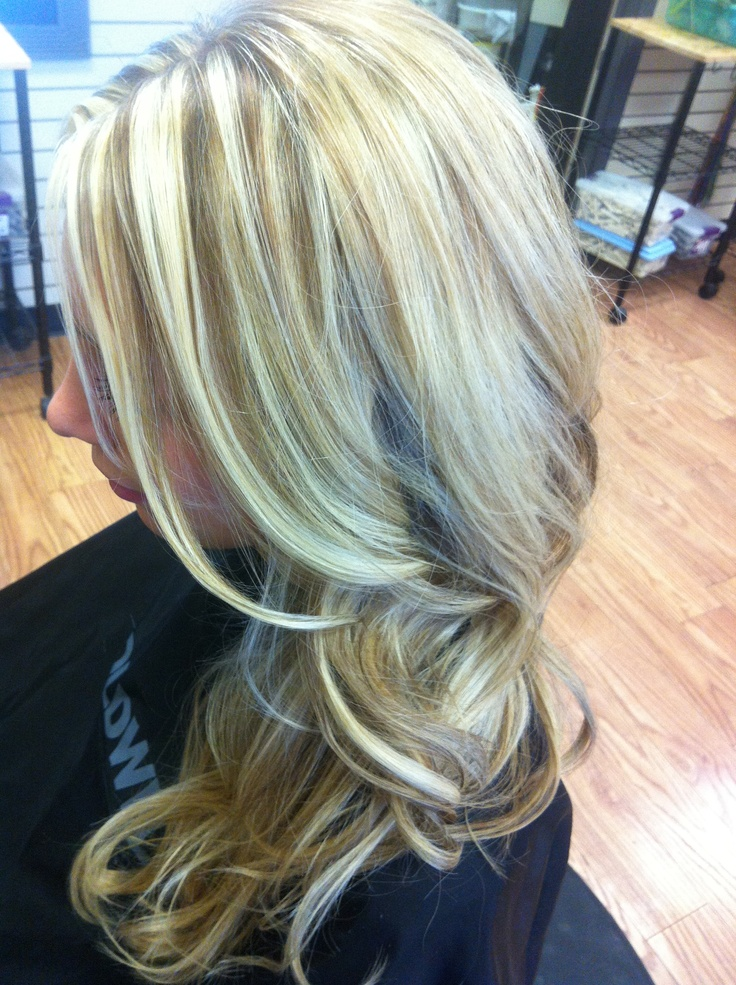 1000 Images About Chunky Highlights On Pinterest Brown