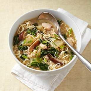 Easy Miso-Chicken Ramen             From EatingWell:  		                  					November/December 2013			                                    ...
