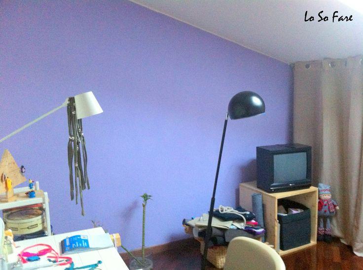 Risultati immagini per pareti color lavanda