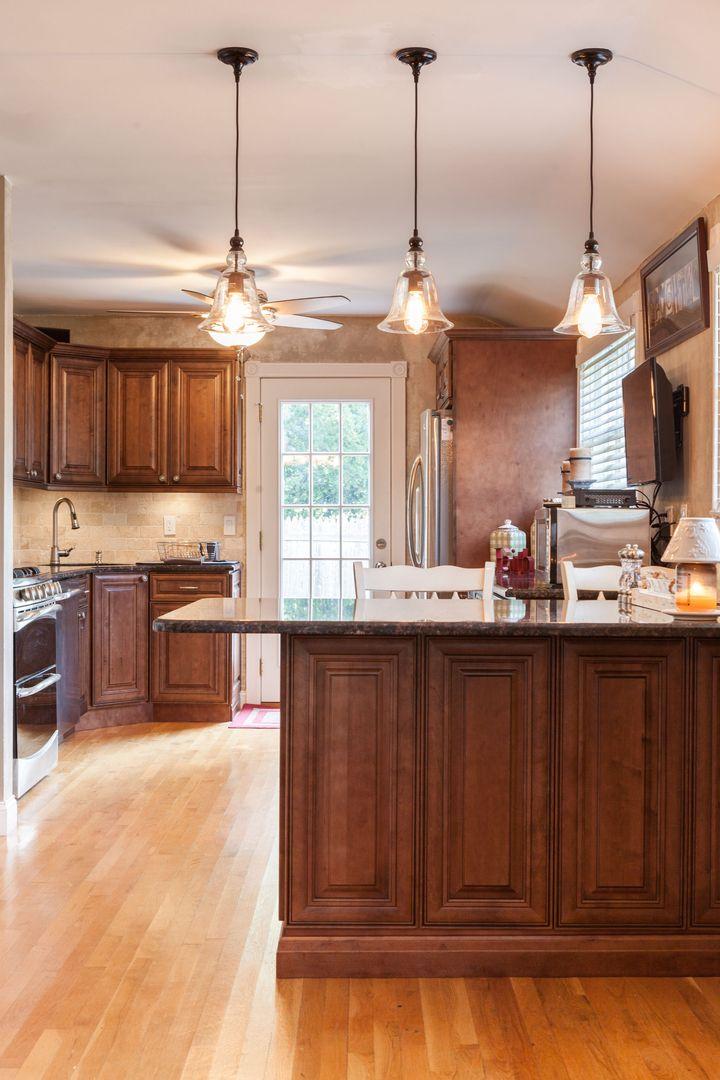 Chocolate Maple Glazed Glazed Kitchen Cabinets Small Kitchen Ideas On A Budget Yellow Kitchen