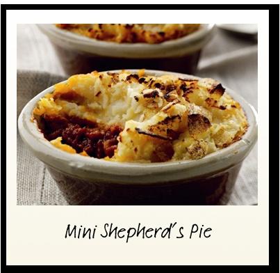 Lamb Shepherd's Pie Recipe - Mini Shepherd's Pie