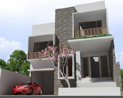 Desain Rumah Minimalis Modern Satu Lantai - Rumah Minimalis