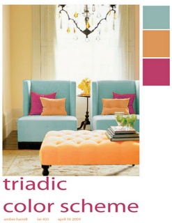 17 best [DYHLAP 3] Triadic Colour Scheme images on Pinterest ...