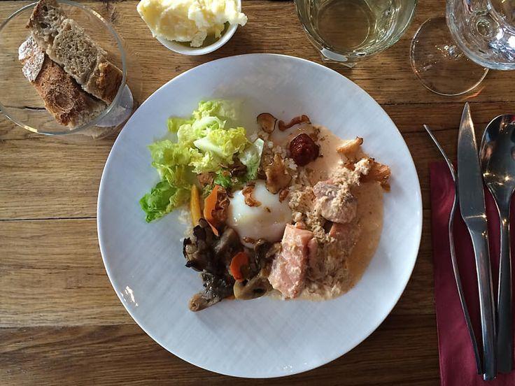 Les Petites Tables - Un déjeuner à 7 € chez Pierre Sang, un grand chef !