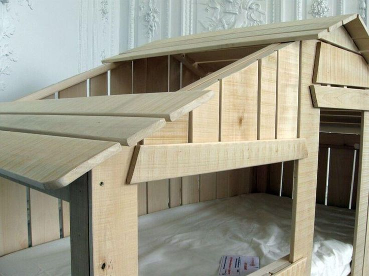 Mathy By Bols Tree House Bed - Wooden