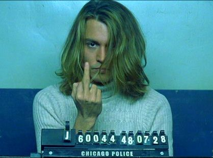 blow. love this movie.: Film, Johnny Depp, Mugs Shots, Georgejung, George Jung, Favorite Movie, Johnnydepp, Mugshots, People