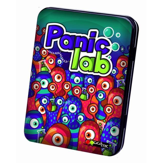 Panic lab - logikai társasjáték 8 éves kortól - Egyszerbolt Társasjáték Webáruház