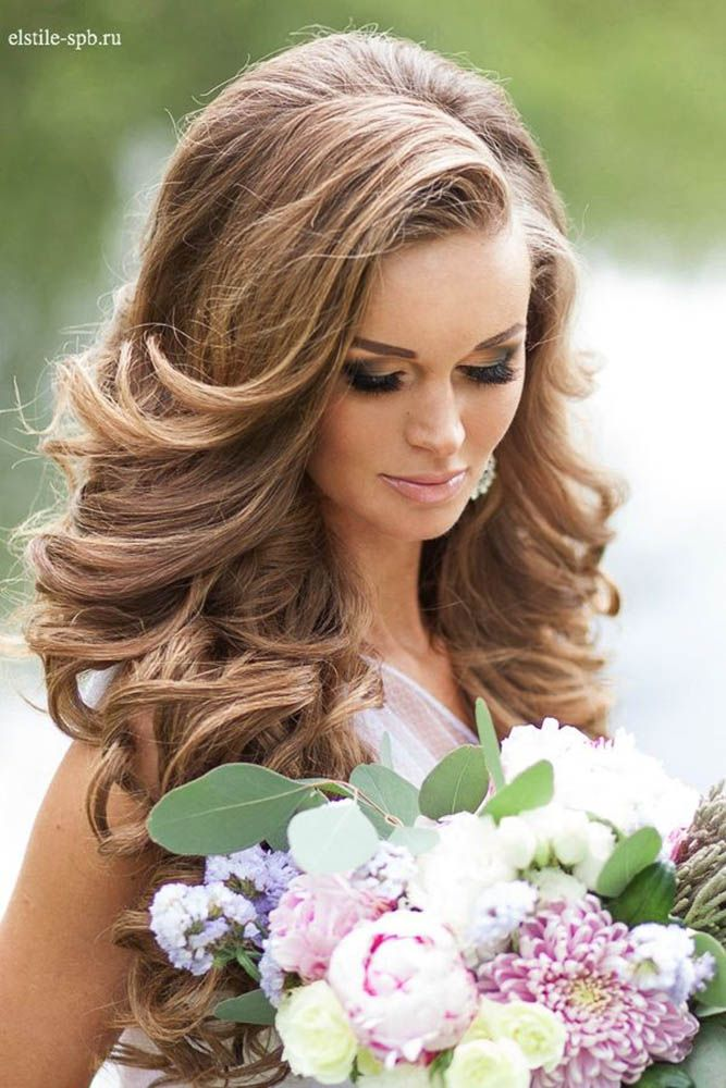 39 Stunning Summer Wedding Hairstyles