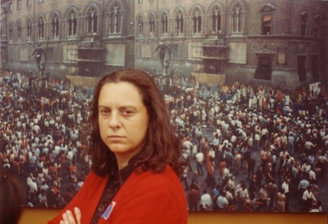 Luigi Ghirri, Bologna (1974), via Artsy.net