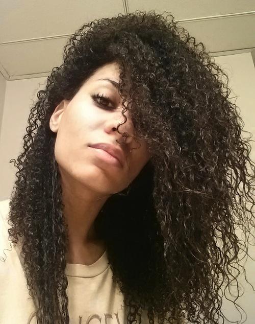 Tabitha // 3B/C Natural Hair Style. Beautiful curly locks!: Curly Hair