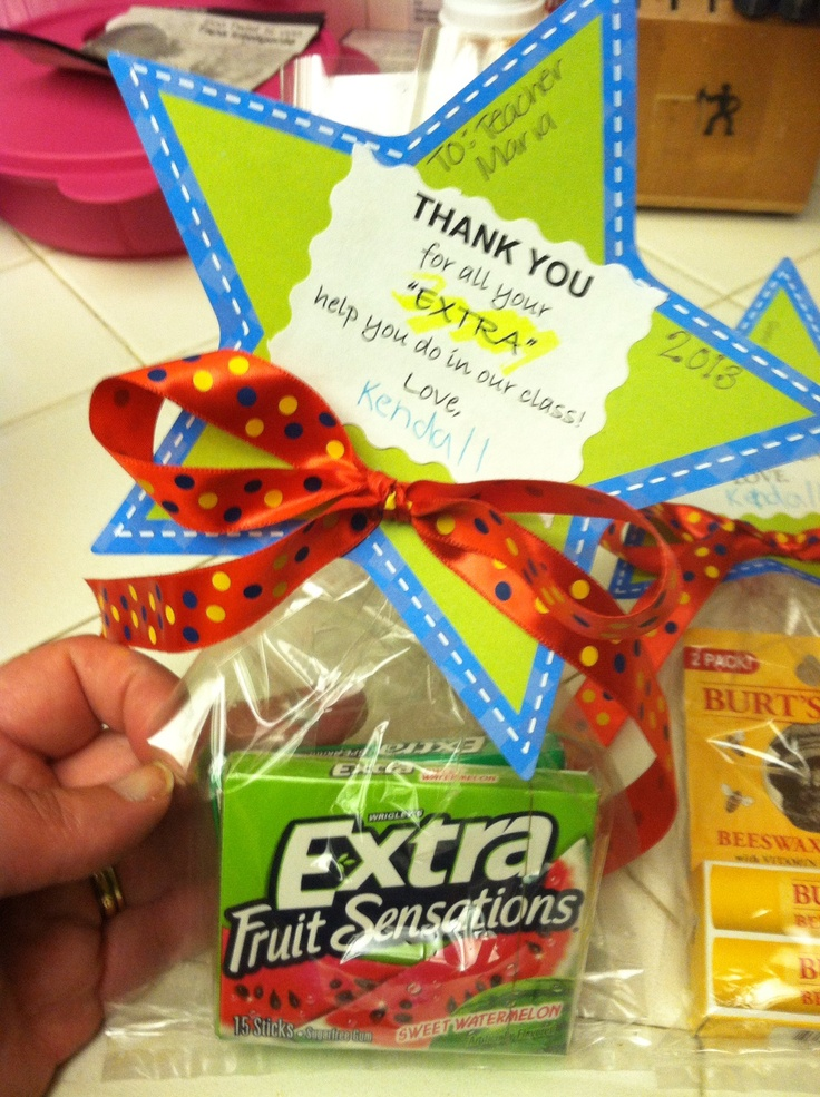 """Teacher appreciation, for aid/class helper.  Saying """"thank you for all your EXTRA help!"""""""