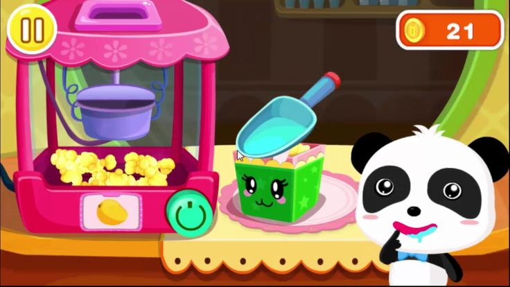 Baby Panda's Carnival | Children Play Popular Carnival Games | Kids Games Online