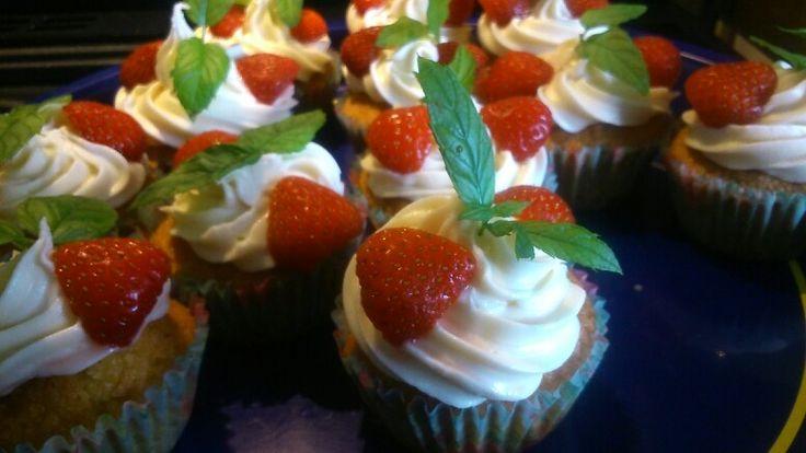 Pimms Cupcakes - Lakeland Reciepe