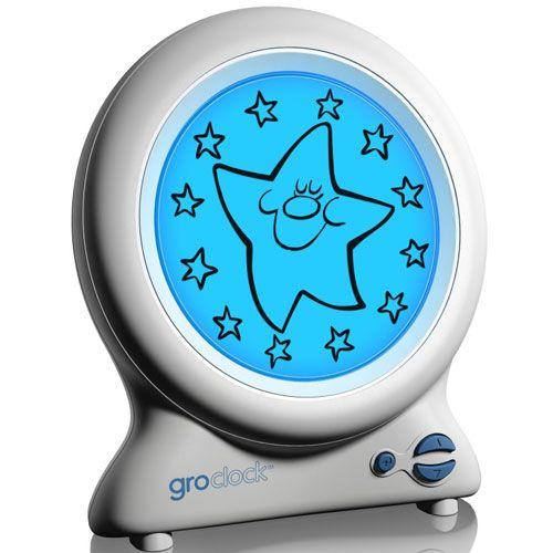 l'horloge Gro Clock - magique!