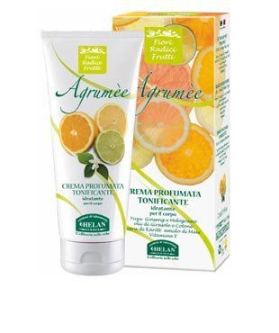 Helan Paraben Free, Petroleum Byproduct Free, Mineral Oil Free, PEG Free and EDTA Free Scented Toning Body Cream with Uplifting Aromatherapy In Agrumee (A Mix of Italian Citrus) - http://essential-organic.com/helan-paraben-free-petroleum-byproduct-free-mineral-oil-free-peg-free-and-edta-free-scented-toning-body-cream-with-uplifting-aromatherapy-in-agrumee-a-mix-of-italian-citrus/