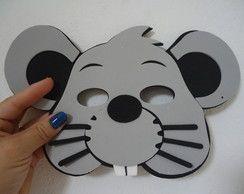 Máscara de Rato
