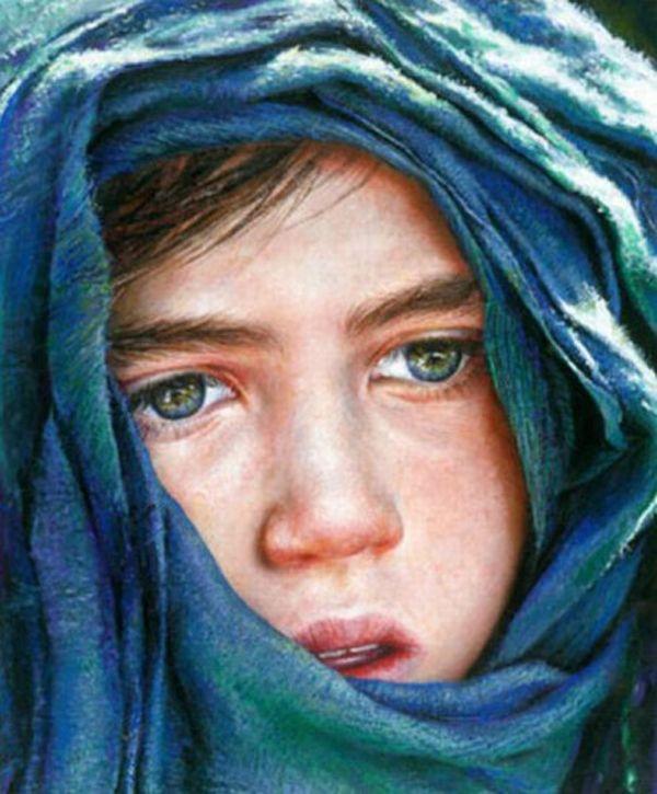 Painting by Akiane Kramarik <3