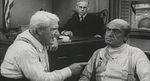 """""""Inherit the Wind"""", cross examination by Spencer Tracy as Henry Drummond"""
