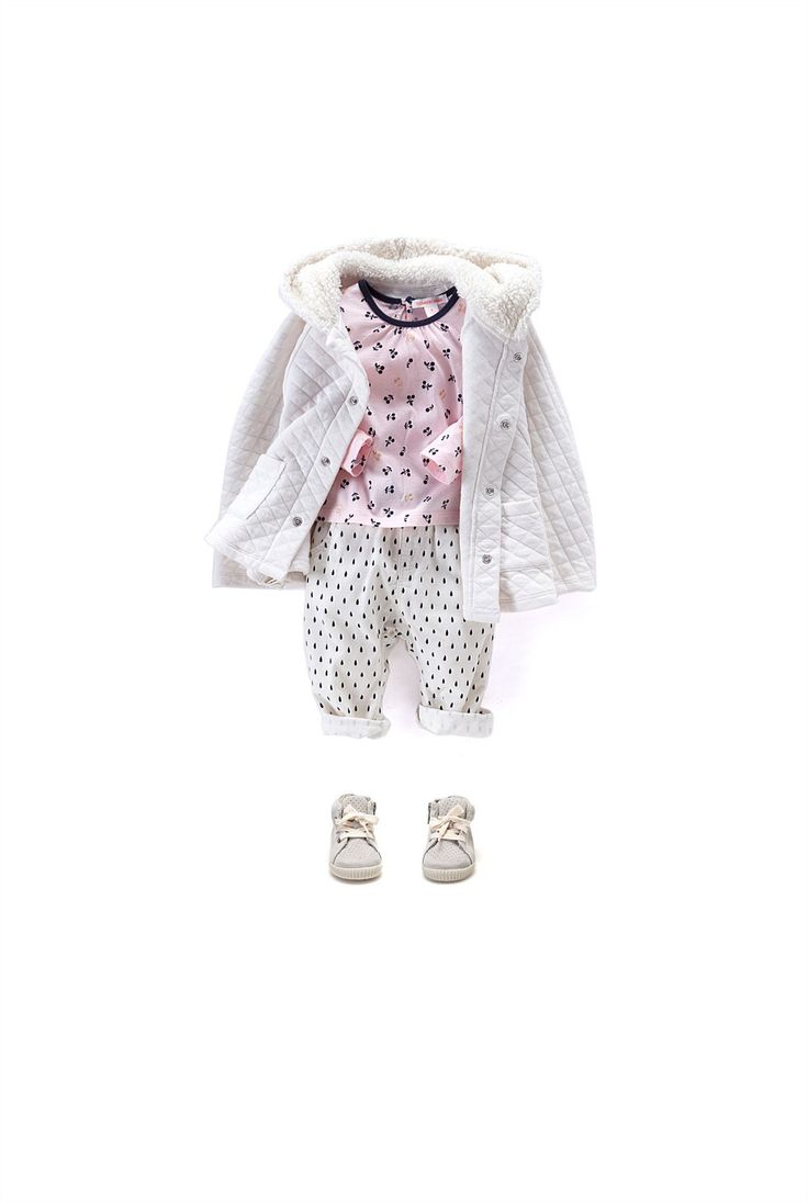 Baby Girls Jackets & Coats Online - Quilt Cape